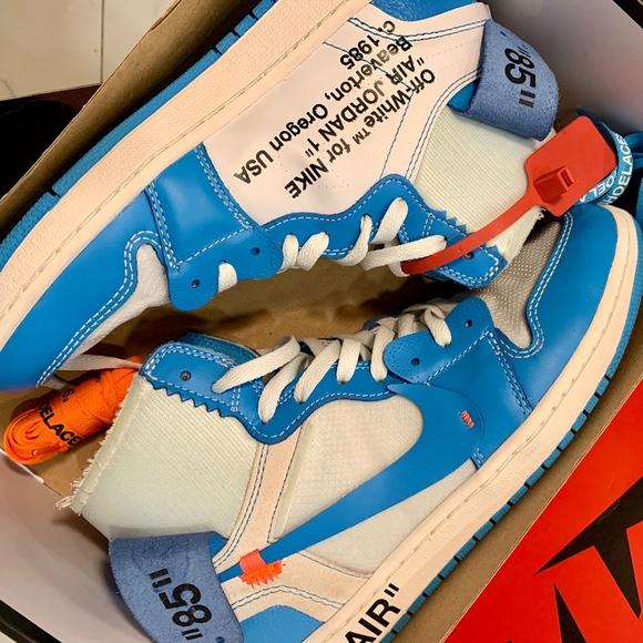 Men Air Jordan X Offwhite Sneakers